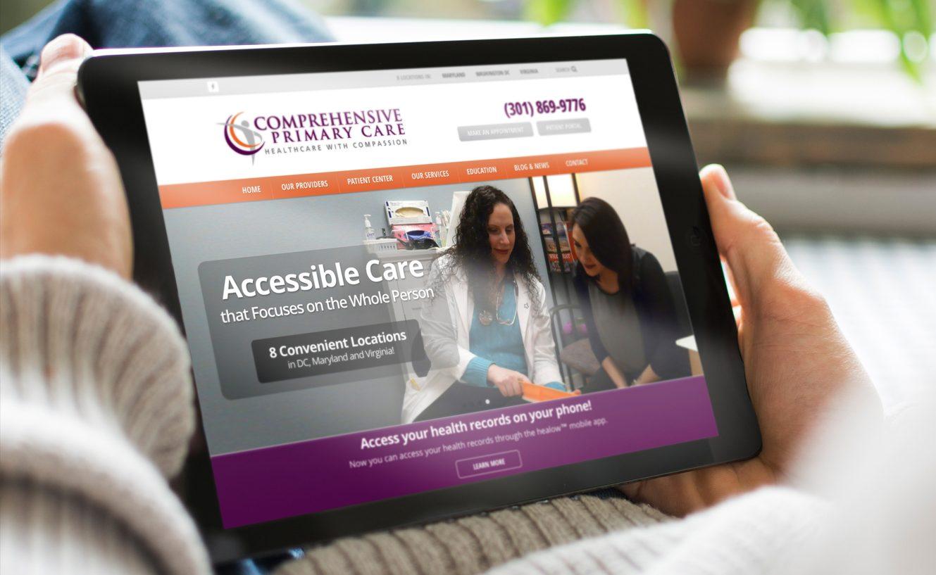 Comprehensive Primary Care - 12 Locations in MD, DC, & VA