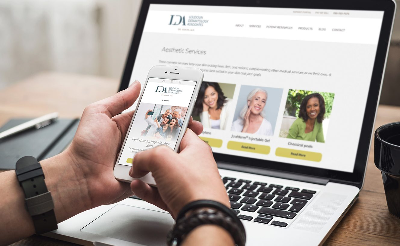 Loudoun Dermatology Associates in Leesburg VA