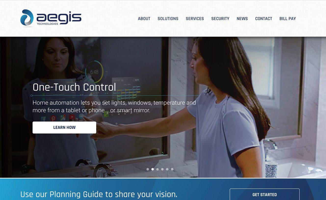 Aegis Technologies in DC Metro Area