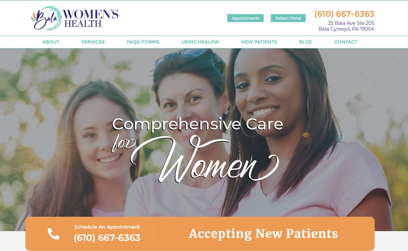 Bala Women's Health in Bala Cynwyd, PA
