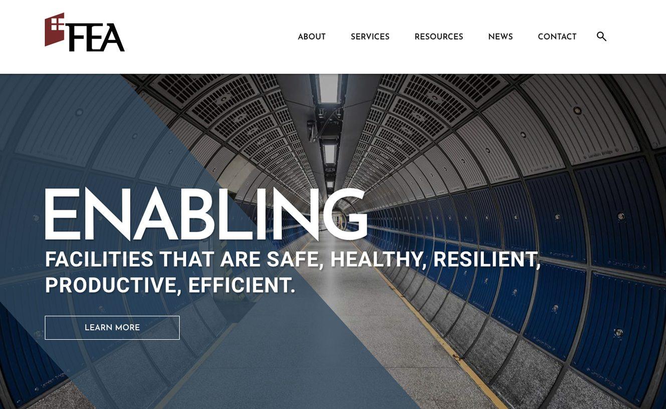 Facility Engineering Associates Headquartered in Washington, DC