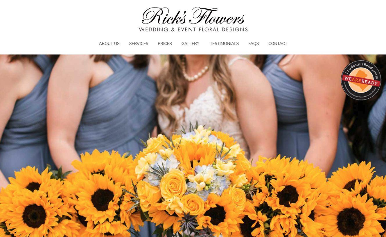 Rick's Flowers in Sterling VA